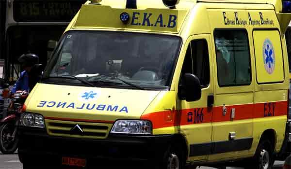 Τροχαίο δυστύχημα με δύο νεκρούς στο Νεοχώρι Μεσολογγίου