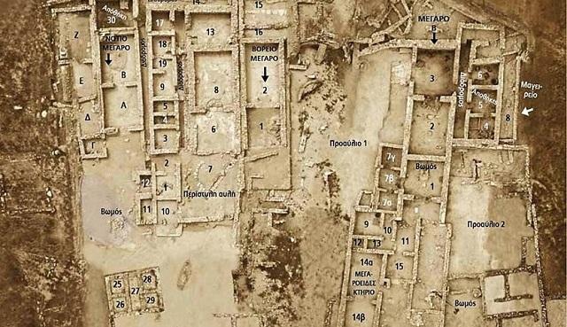 Αποκαλύψεις για την αρχαία Ιωλκό