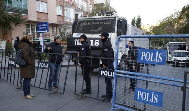 Συναγερμός στην Άγκυρα: Πληροφορίες για βομβιστή αυτοκτονίας στην πρεσβεία του Ιράν