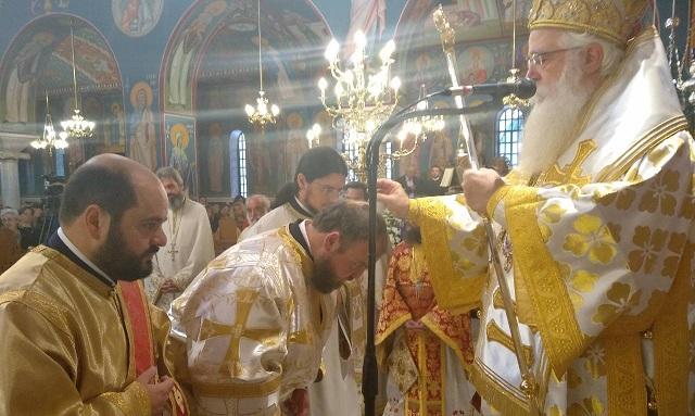 Σε κλίμα κατάνυξης η χειροτονία νέου ιερέα και η επιμνημόσυνη δέηση υπέρ των ευεργετών
