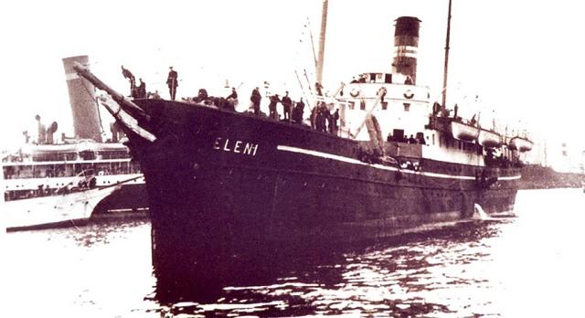 Γρ. Καρταπάνης: Η έλλειψη ασυρμάτων στα πλοία: Η περιπέτεια του Α/Π ΕΛΕΝΗ