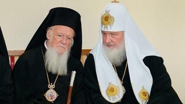 Σχίσμα: Η Εκκλησία της Ρωσίας κόβει τους δεσμούς της με το Πατριαρχείο