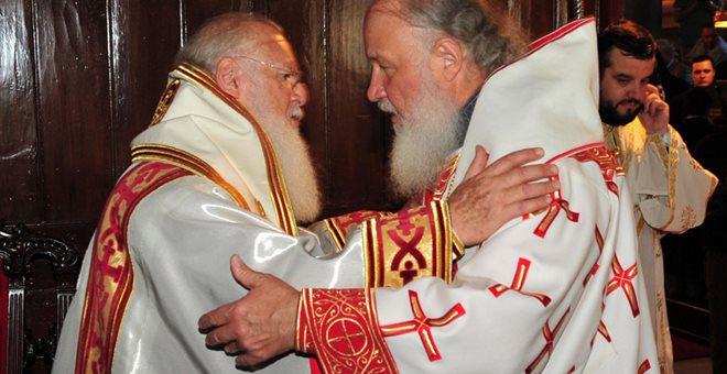 Πώς επηρεάζει την Ελλαδική εκκλησία η ακοινωνησία Μόσχας- Φαναρίου