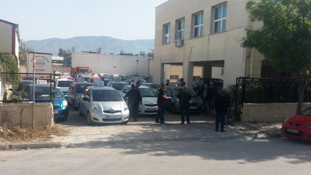 Νέα αποχή εξεταστών από τις εξετάσεις οδήγησης στη Μαγνησία