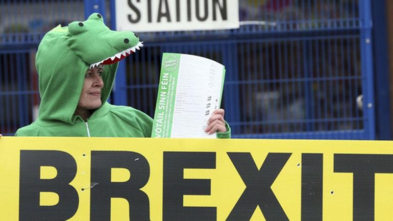 Τα ιρλανδικά σύνορα μεγάλο αγκάθι για το Brexit