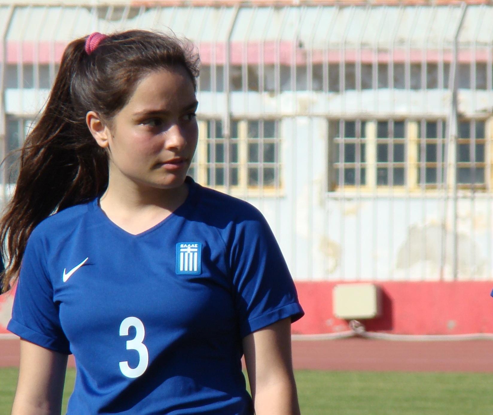 Μία 16χρονη Βολιώτισσα στην ελίτ της Ευρώπης
