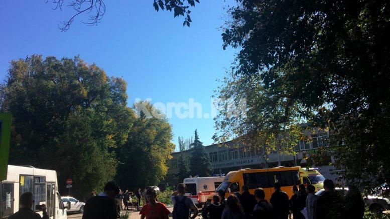 Έκρηξη σε Κολλέγιο στην Κριμαία: Πληροφορίες για νεκρούς και τραυματίες