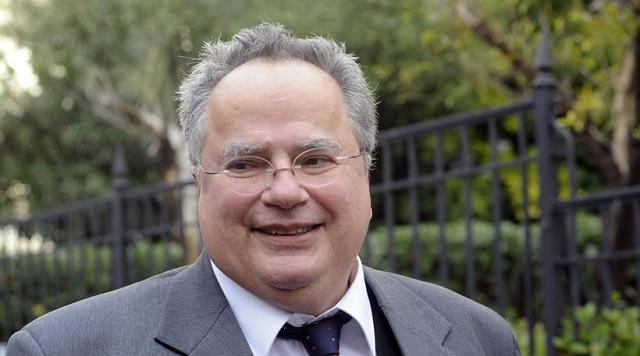 Παραιτήθηκε ο υπουργός Εξωτερικών Νίκος Κοτζιάς