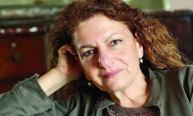 Η βραβευμένη συγγραφέας Ρέα Γαλανάκη παρουσιάζει το βιβλίο της στον Βόλο