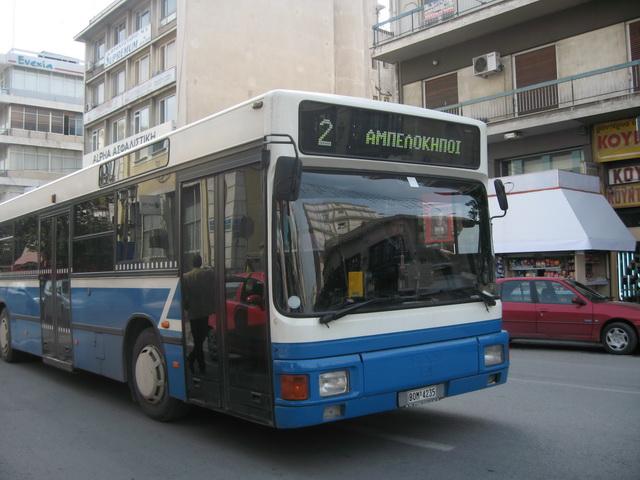 Μειωμένο εισιτήριο στα αστικά λεωφορεία για τους μαθητές όλες τις ημέρες