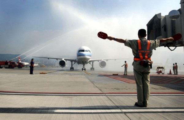 Απογειώθηκαν... οι πτήσεις στα αεροδρόμια Ν.Αγχιάλου και Σκιάθου