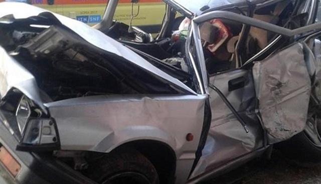 Φορτηγό πήρε… παραμάζωμα αυτοκίνητα στον Κηφισό. Επτά τραυματίες, ο ένας σοβαρά