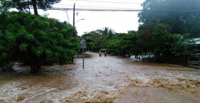 Σφοδρές βροχοπτώσεις στη Νικαράγουα με δεκάδες νεκρούς