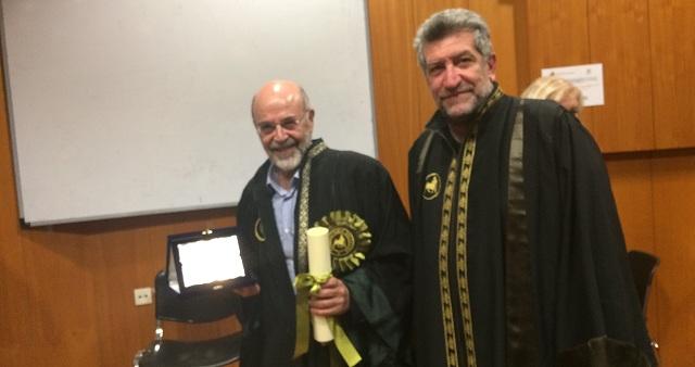 Αντώνης Λιάκος: «Η δημοκρατία δεν είναι αυτονόητη»