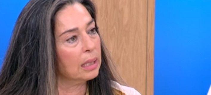 Η Ανθή Πριοβόλου, η παντρεμένη Σταρ Ελλάς, μιλά για τη δολοφονία του γιου της