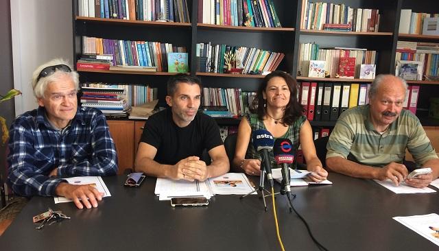 Συνέντευξη Τύπου έδωσε η επιτροπή κατά της καύσης