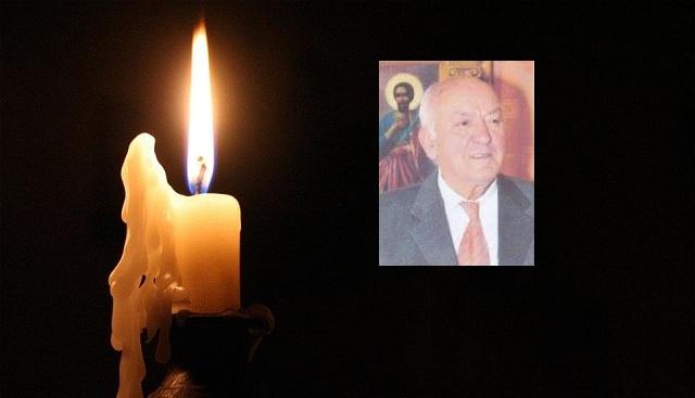 Κηδεία ΓΕΩΡΓΙΟΥ ΜΑΛΑΚΑΣΙΩΤΗ