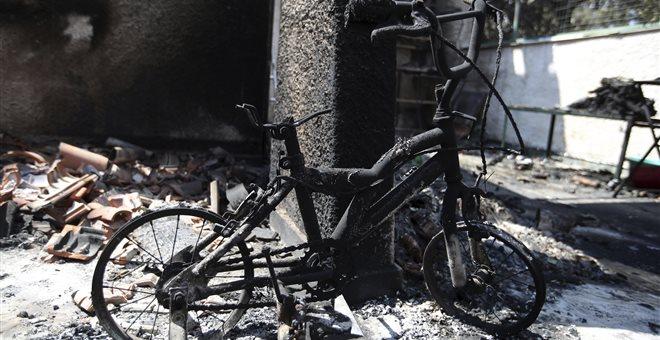 Ποινική δίωξη του Σκοπιανού που πανηγύριζε μετά την φωτιά στο Μάτι
