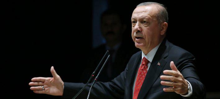 Νέες απειλές Ερντογάν για Μπαρμπαρός: Θα απαντήσουμε σθεναρά σε Ελλάδα και Κύπρο