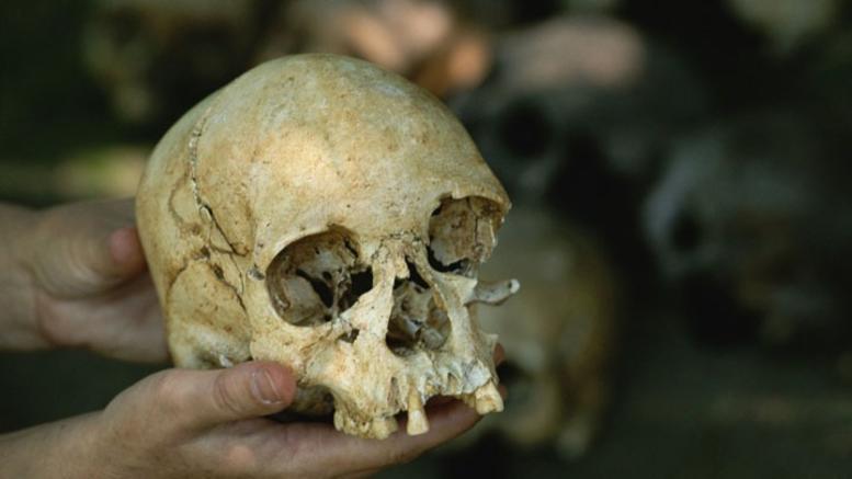 Βρέθηκε στα αποκαΐδια του μουσείου της Βραζιλίας το κρανίο της «Λουτσία»
