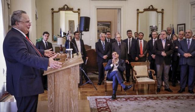 Κοτζιάς: Είμαι ο πιο ευτυχισμένος παραιτηθείς υπουργός Εξωτερικών