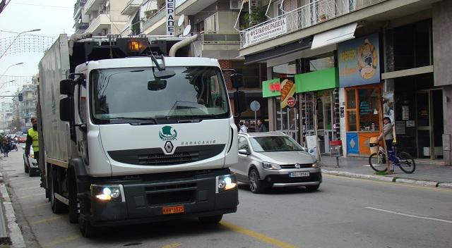 Αποζημίωση 7.000€ σε εργαζόμενο της Καθαριότητας του Δήμου Βόλου
