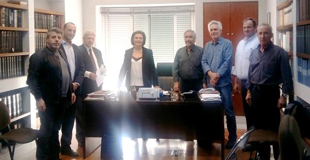 Συνεργασία της Υφ. Εσωτερικών με τη δημοτική αρχή Ν. Πηλίου