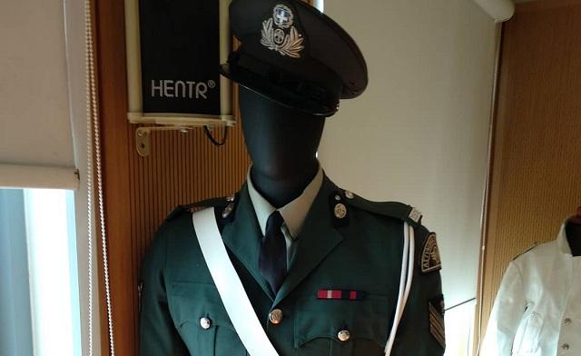 Εγκαίνια έκθεσης «Ιστορικών Αστυνομικών Κειμηλίων» στη Λάρισα