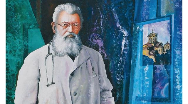 Εκθεση ζωγραφικής στο Νοσοκομείο Βόλου