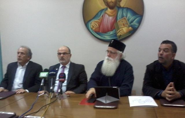 Συνεργασία ΓΣΕΒΕΕ -Μητρόπολης για την προβολή μοναστηριακών προϊόντων