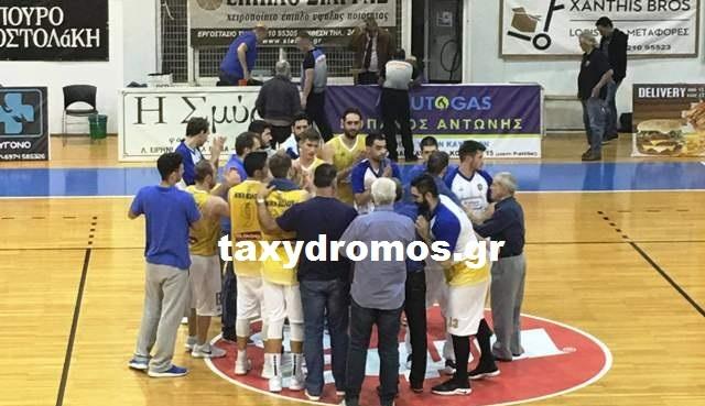 Η Νίκη κέρδισε άνετα τον Μακεδονικό με 78-63
