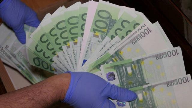 «Χρυσές» δουλειές σε τυπογραφείο στη Βουλγαρία: Βρέθηκαν πλαστά χαρτονομίσματα 14,3 εκατ. δολαρίων