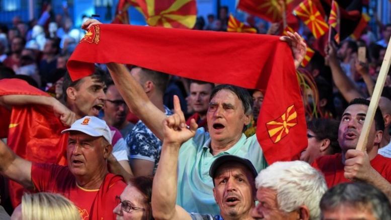 πΓΔΜ: Διέγραψαν τον αντιπρόεδρο του VMRO Μίτκο Γιάντσεφ