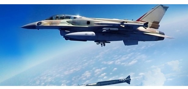 Ισραηλινά F-16 στην 110 ΠΜ στη Λάρισα -Θα πετάνε με ελληνικά στο Αιγαίο