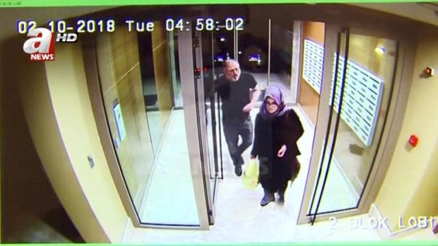 Νέες αποκαλύψεις για τη δολοφονία Κασόγκι: Μίλησε με τον πρίγκιπα διάδοχο πριν τον σκοτώσουν