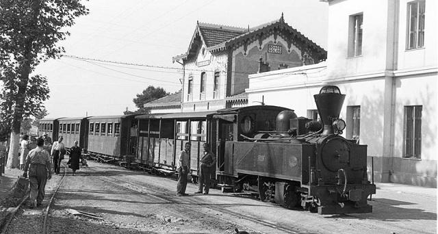 Ξενάγηση στους σιδηροδρομικούς σταθμούς