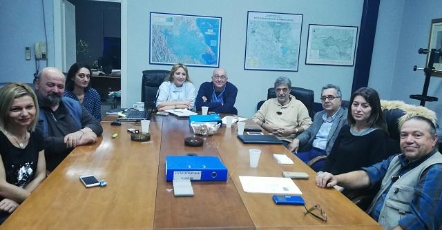 Συνάντηση Δ.Ε. ΤΕΕ και διοίκησης ΟΛΒ για τα έργα ανάπτυξης του Λιμανιού