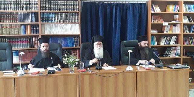 Ερεθίσματα ιερατικής αυτογνωσίας στις φετινές Ιερατικές Συνάξεις της Μητρόπολης