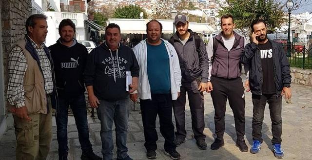Συναντήσεις του Συνδέσμου Ηλεκτρολόγων στην Σκόπελο