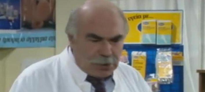Πέθανε ο ηθοποιός Νίκος Κούρος