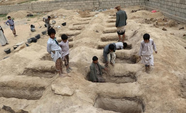 16 νεκροί μετά από βομβαρδισμό εργοστασίου συσκευασίας τροφίμων στην Υεμένη
