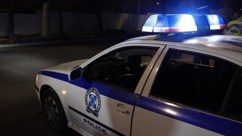 Ενοπλη ληστεία σε ξενοδοχείο στην Αθηνών-Λαμίας