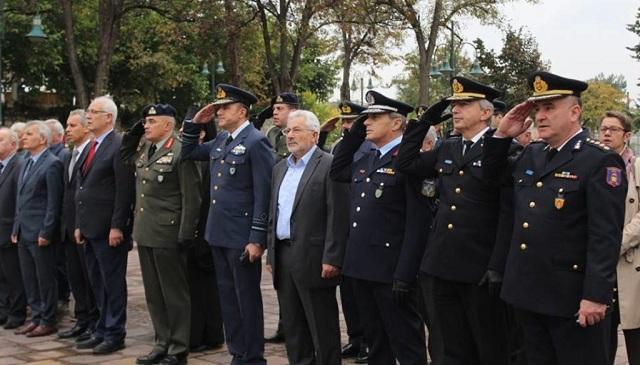 Ο Ν. Ντίτορας στις εκδηλώσεις για την απελευθέρωση της Λάρισας