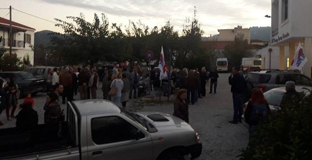 Στο πόδι οι κάτοικοι της Σκοπέλου για την υποστελέχωση του Κέντρου Υγείας