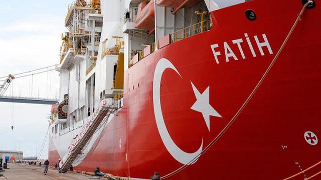 Η Τουρκία βγάζει στην Ανατολική Μεσόγειο τον «Πορθητή» από Δευτέρα