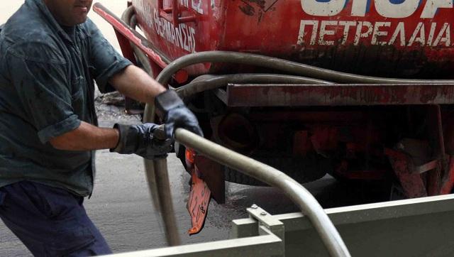 Μείωση 40% στις παραγγελίες για το πετρέλαιο θέρμανσης