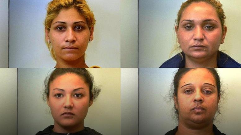 Οι 4 γυναίκες που «ρήμαζαν» σπίτια με τη μέθοδο της απασχόλησης [photos]