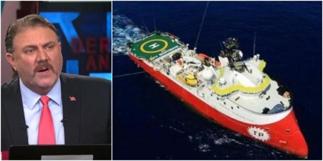 Παραλήρημα συμβούλου του Ερντογάν: «Η Τουρκία θα καταστρέψει την Ελλάδα σε 3-4 ώρες»