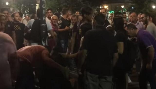 Ελεύθερος ο 21χρονος που κατηγορείται για τον τραυματισμό 19χρονης στην πορεία για τον Φύσσα
