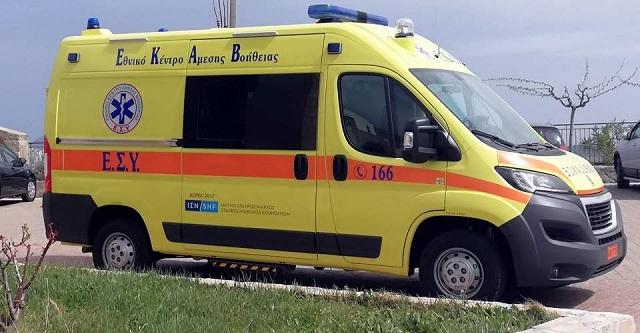 93χρονος χτύπησε τη γυναίκα του με κουζινομάχαιρο και μετά αυτοτραυματίστηκε